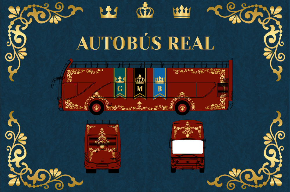 Un bus descapotable recorrerá San Fernando para acercar a los Reyes Magos a todos los niños