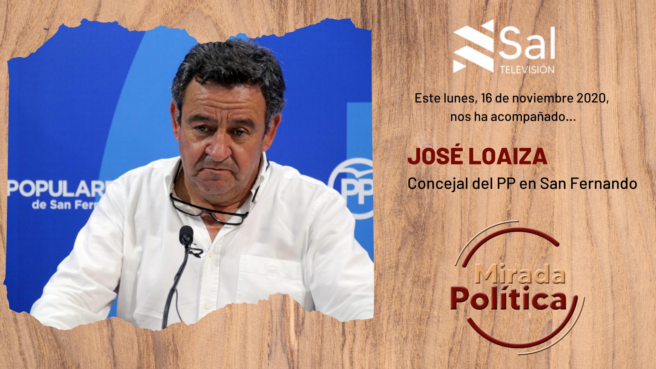 José Loaiza (PP)