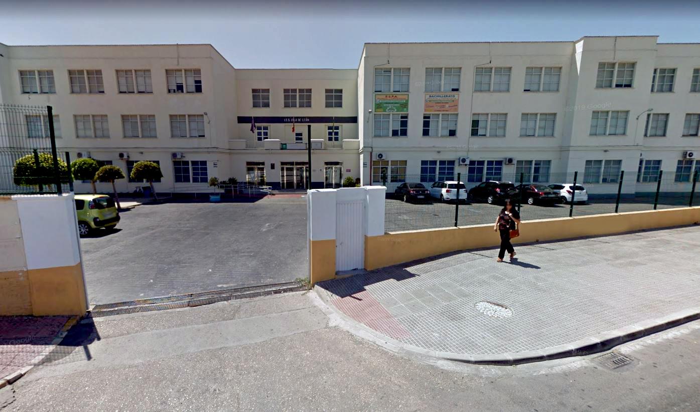 La Inspección Educativa de la Delegación Territorial de Educación niega un paro estudiantil en el IES Isla de León