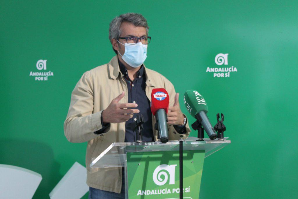 Tribuna libre: «Andalucía, un liderazgo resiliente» por Fran Romero