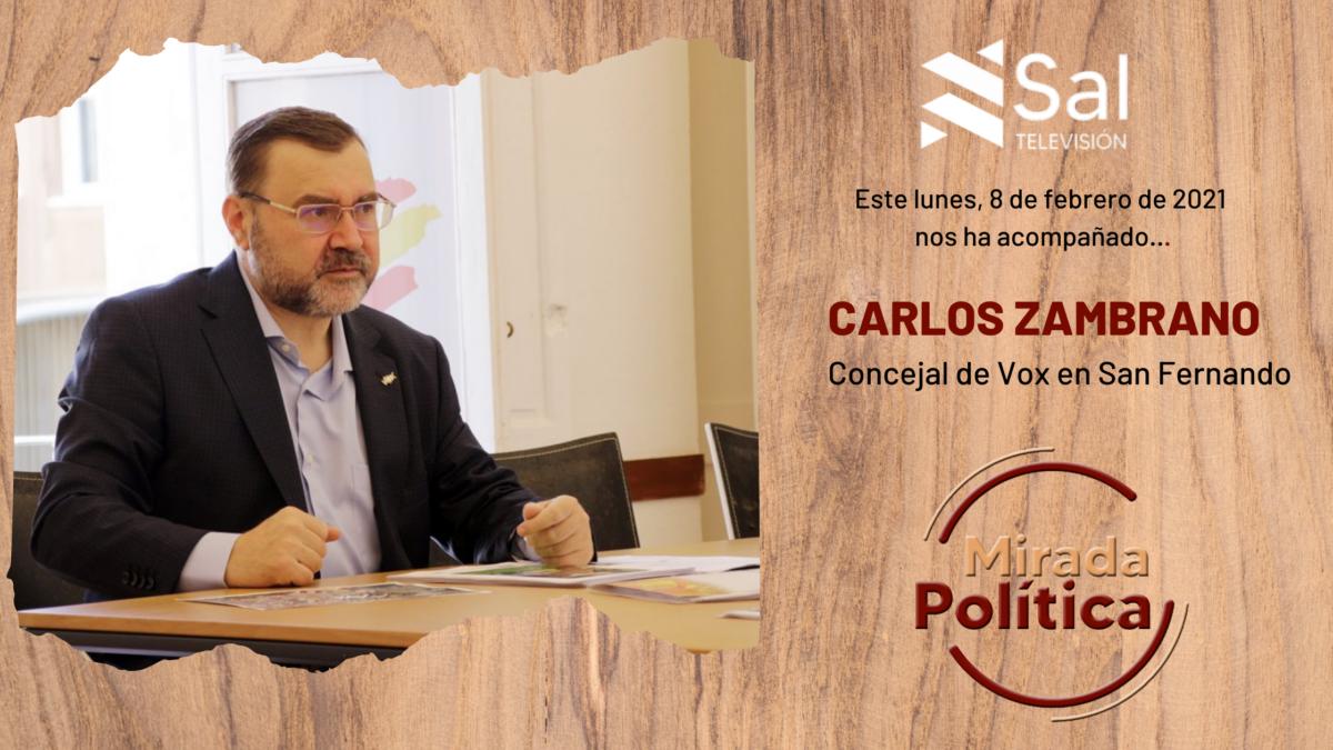 Carlos Zambrano (VOX)
