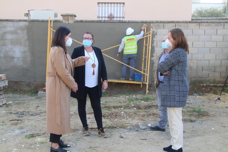 UPACE inicia su proyecto para la cosntrucción de unas instalaciones deportivas