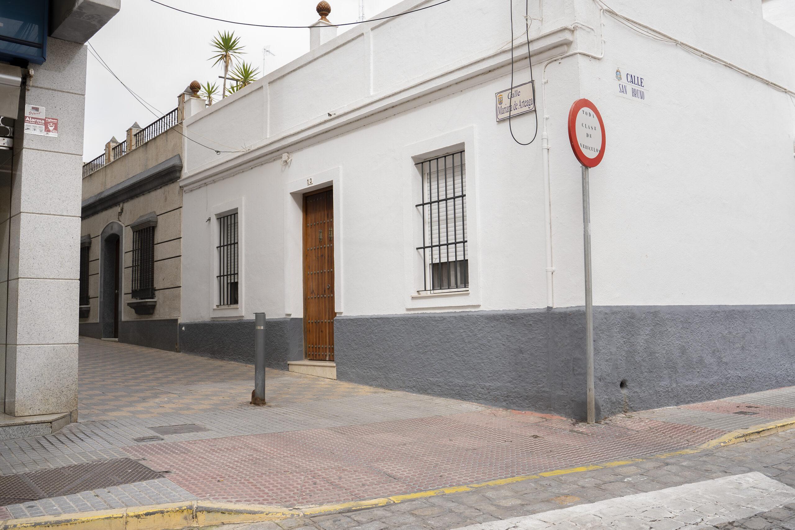 Comienzan las obras de adecuación de la calle Mariana de Arteaga