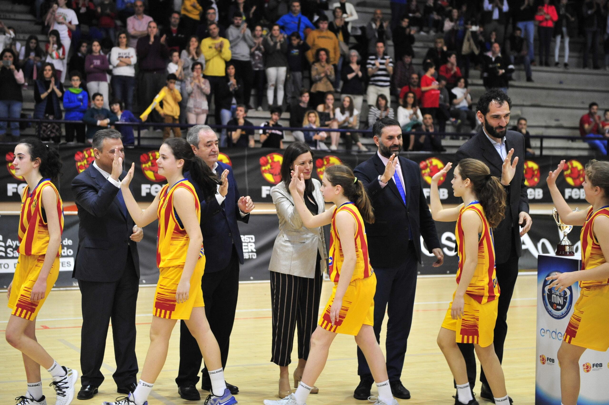 San Fernando será sede del Campeonato de España de Minibasket del 25 al 29 de junio