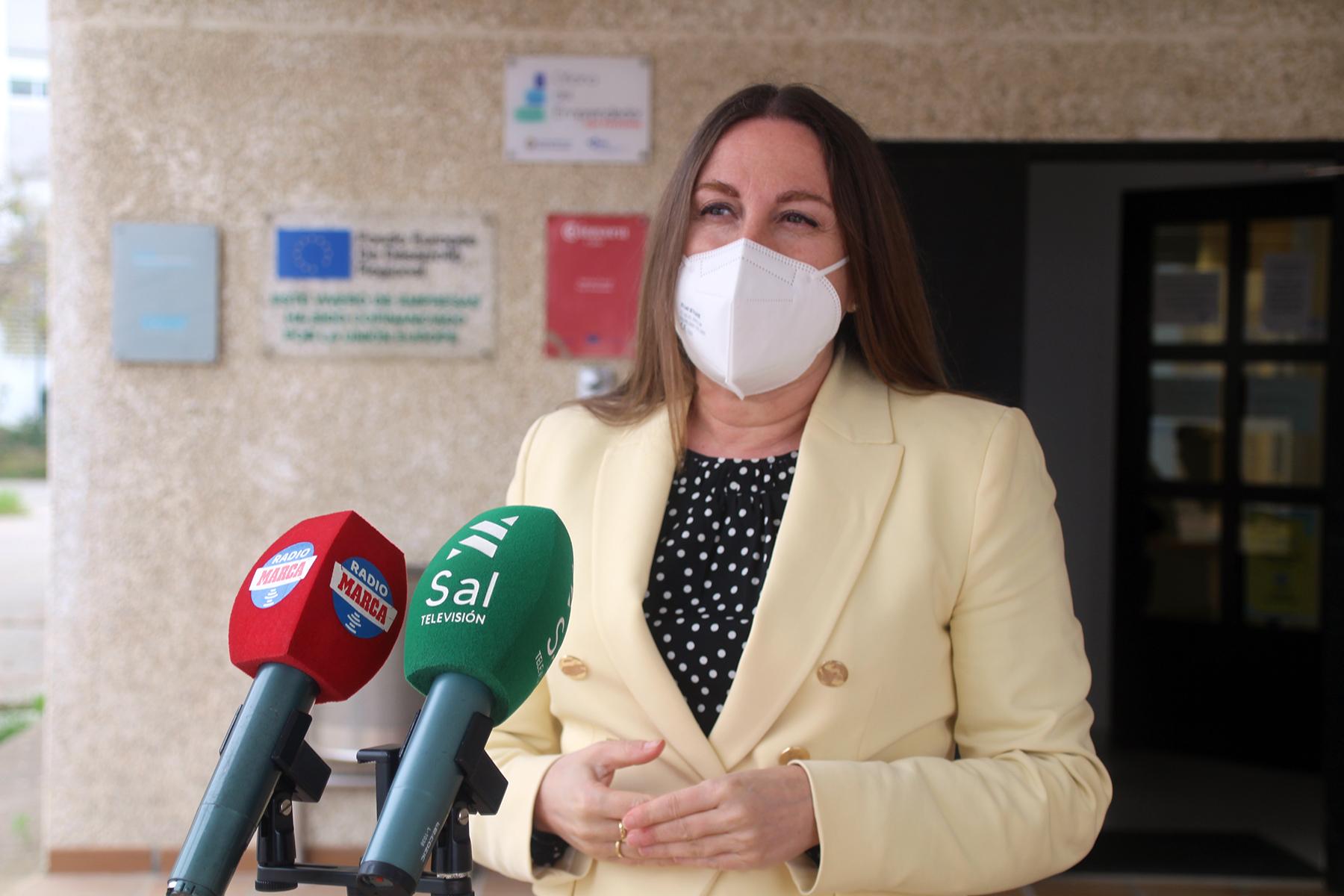 El Ayuntamiento colaborará en una jornada de formación para mujeres desempleadas