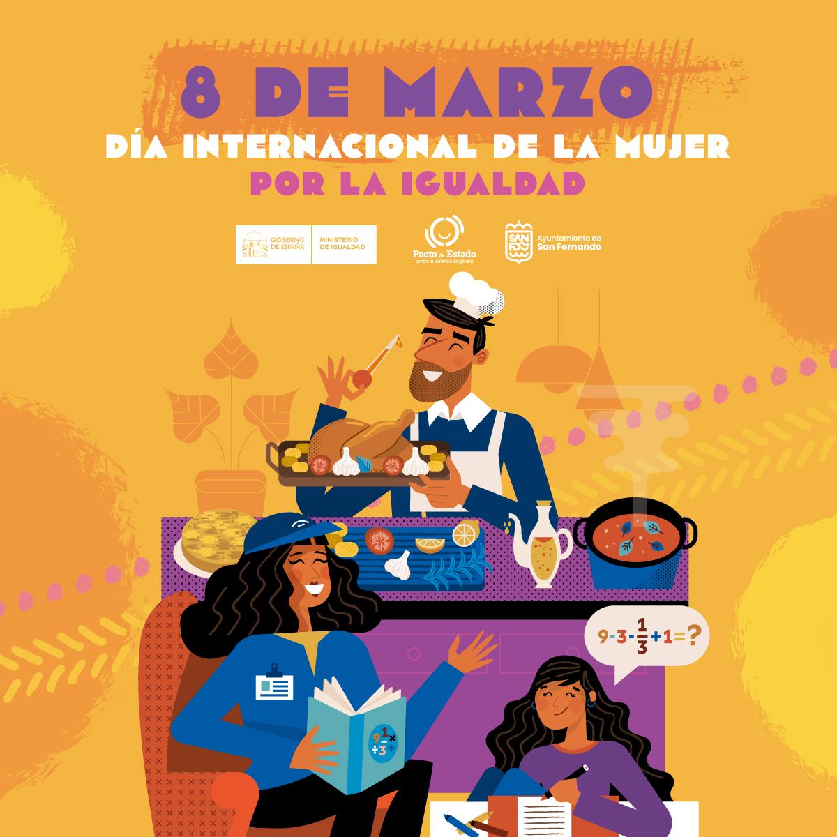 """La Concejalía de la Mujer organiza un curso de """"Corresponsabilidad"""""""