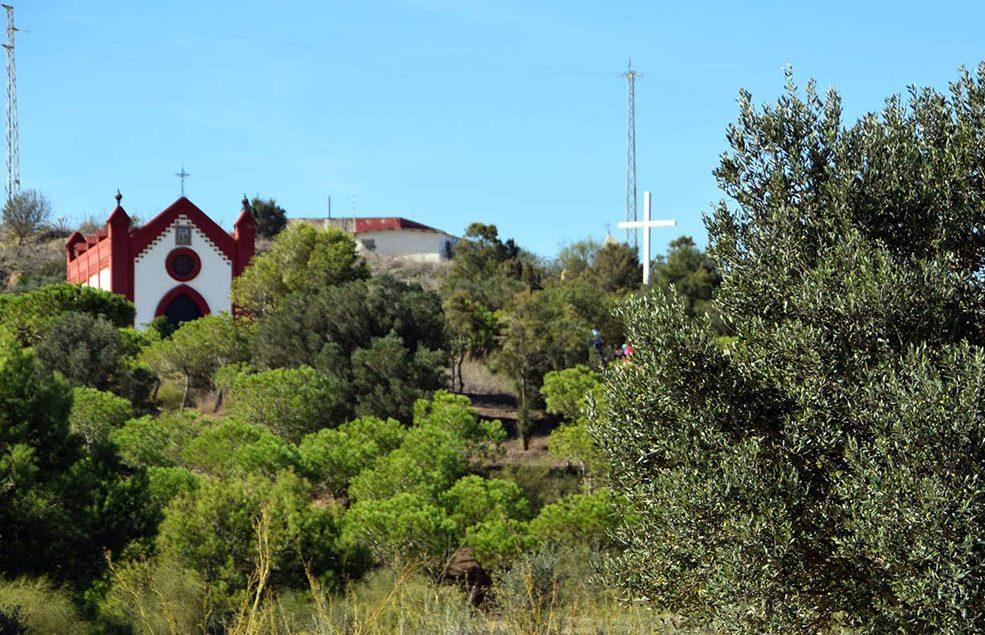 Un estudio sitúa al Templo de Melqart-Hércules en el Cerro de los Mártires