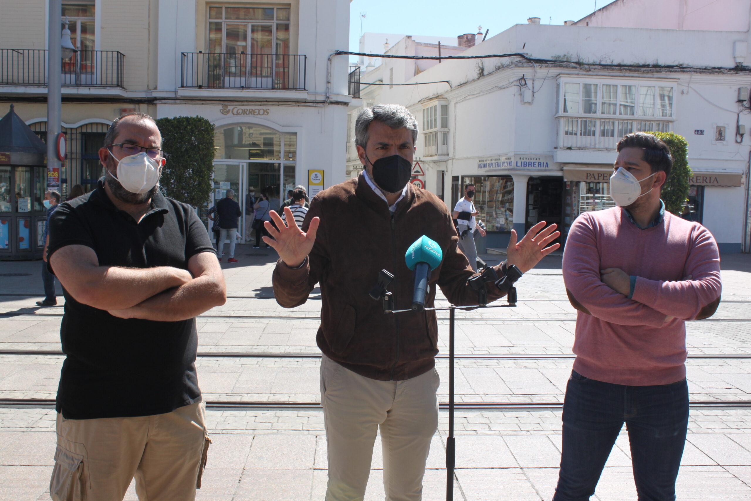 AxSí exige la creación de una segunda oficina de Correos en la ciudad