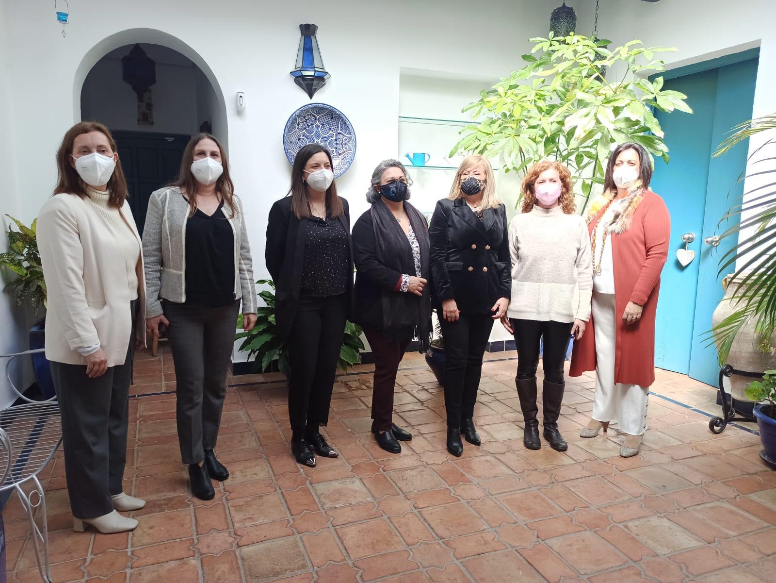 Ayuntamiento y AMEP se unen pra promover el tejido empresarial femenino