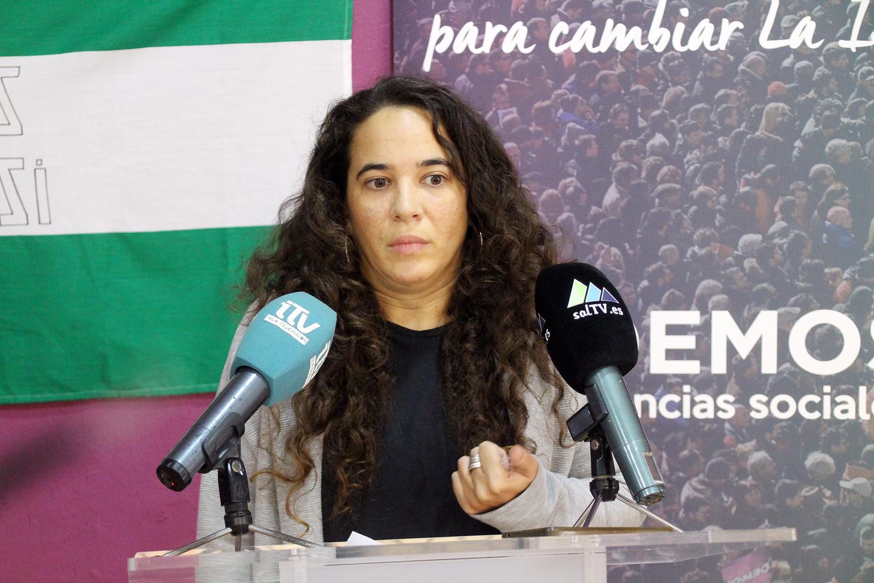 """Rojas: """"La ultraderecha bloquea la condena institucional de las amenazas de muerte a cargos políticos públicos"""""""