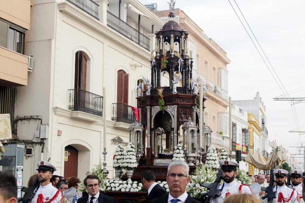 Suspendida la procesión del Corpus Christi