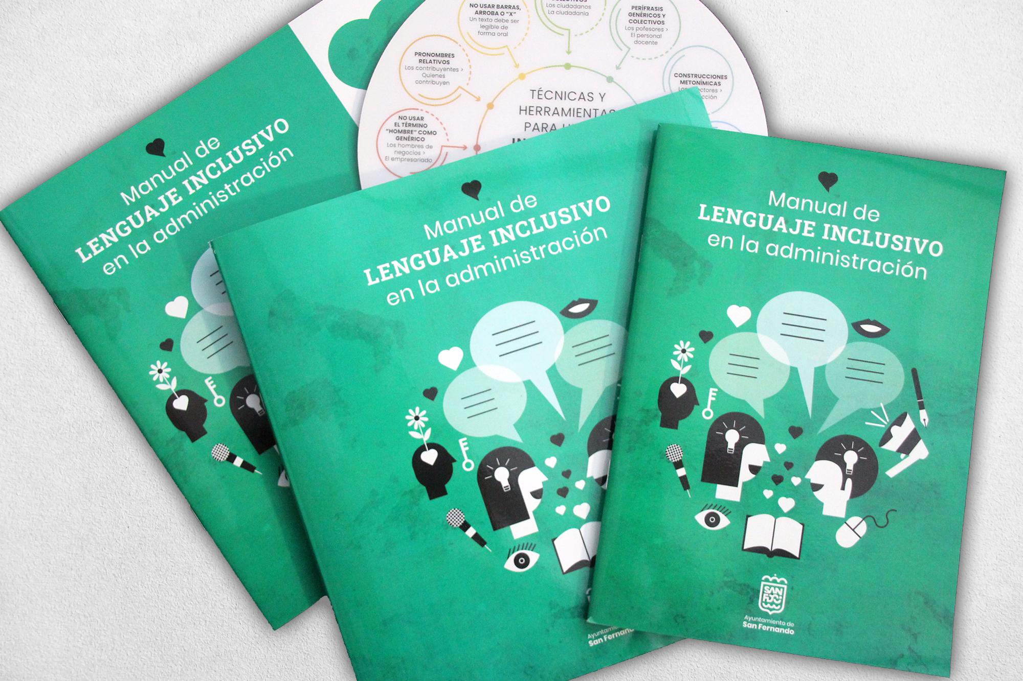 El Ayuntamiento edita un manual de lenguaje inclusivo para la administración