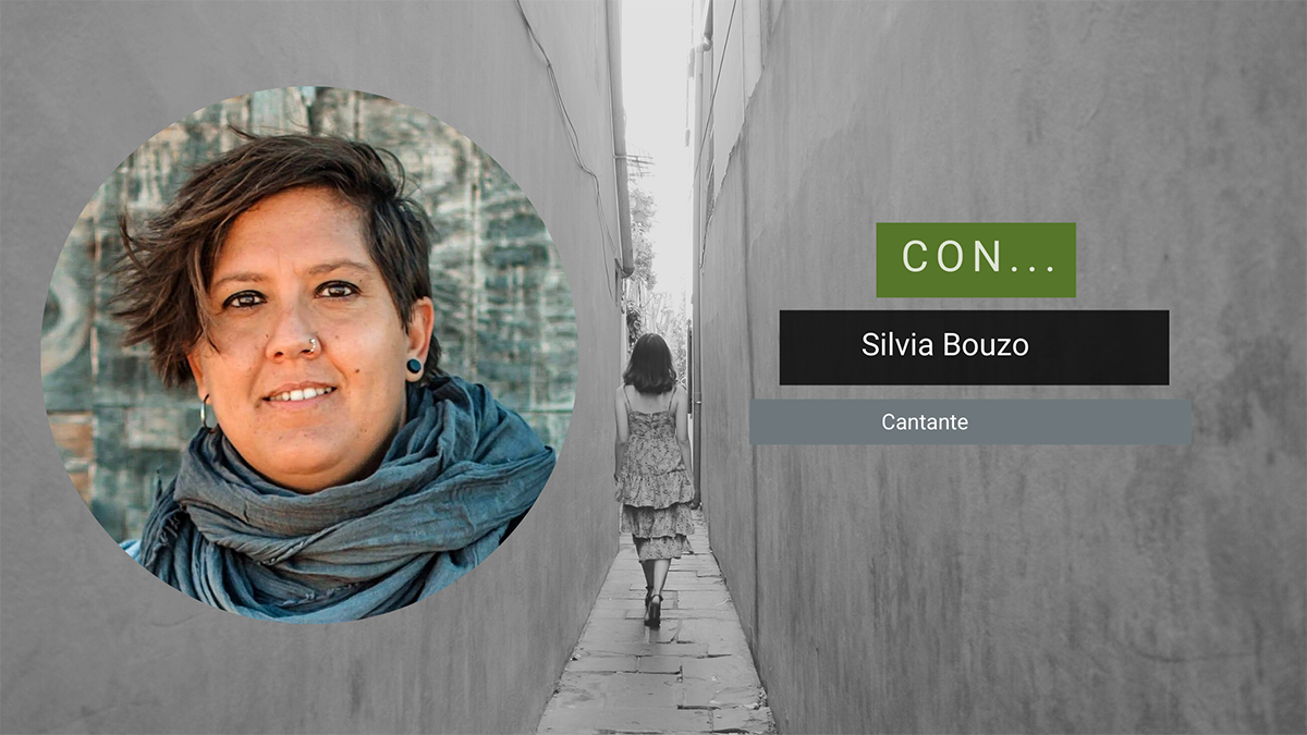Silvia Bouzo, en el Magazine Caminando (15 de abril2021)