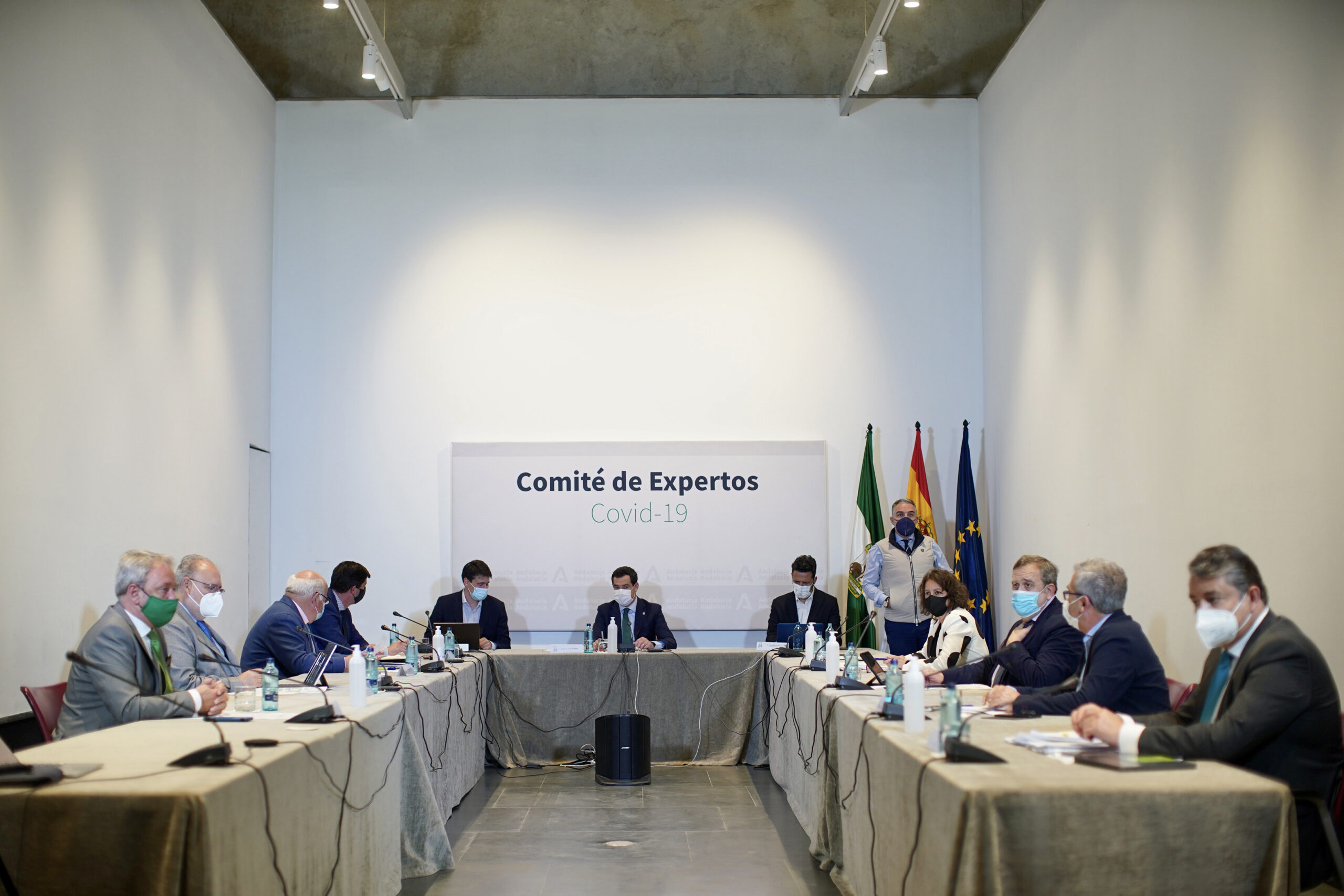 Movilidad entre provincias y otras medidas a partir de este jueves en Andalucía