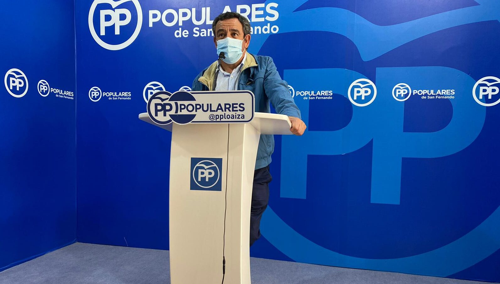 Loaiza: «Cavada sigue sin convocar la Junta de Portavoces para tratar la situación de La Casería»