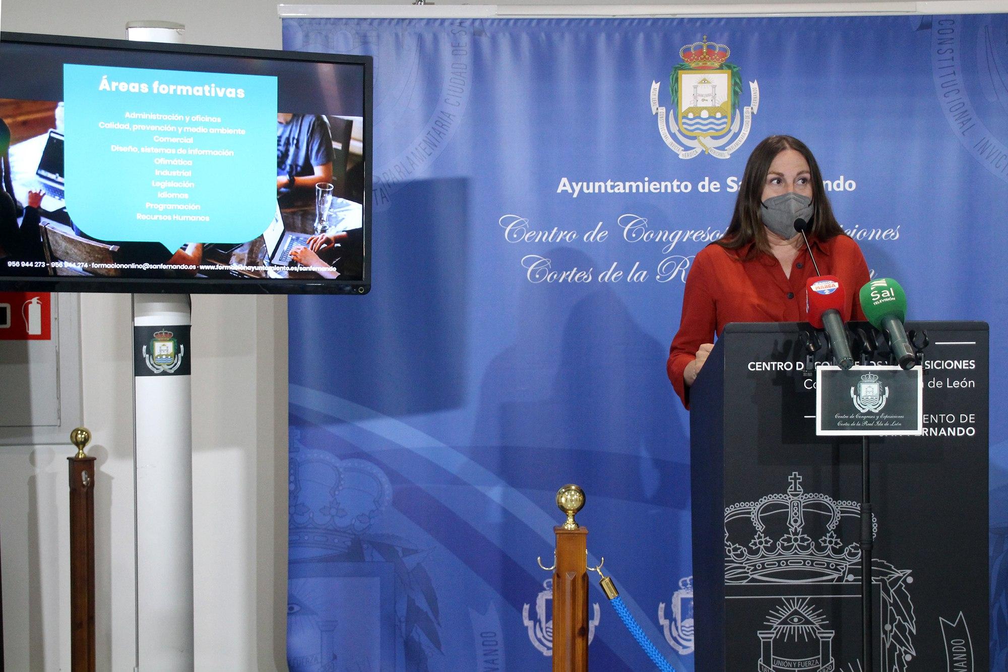 Presentada la Escuela Virtual de Formación gratuita para la ciudadanía