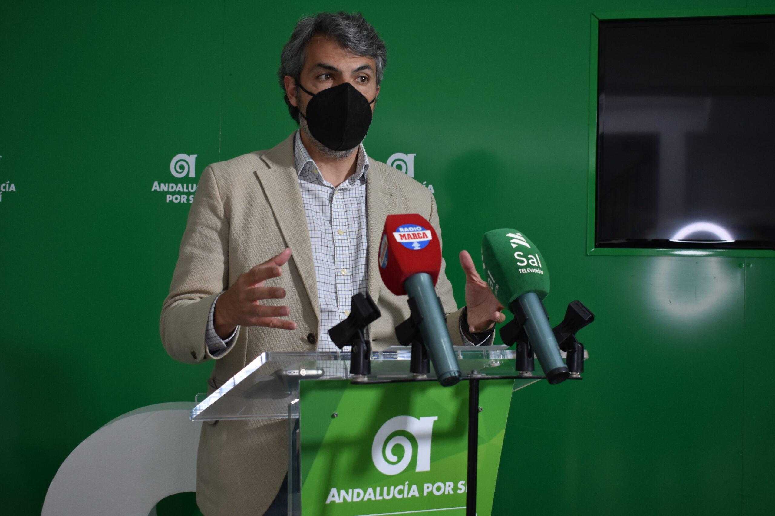 Romero pregunta a Cavada dónde está el empleo que iba a crear con las políticas de gasto e inversión