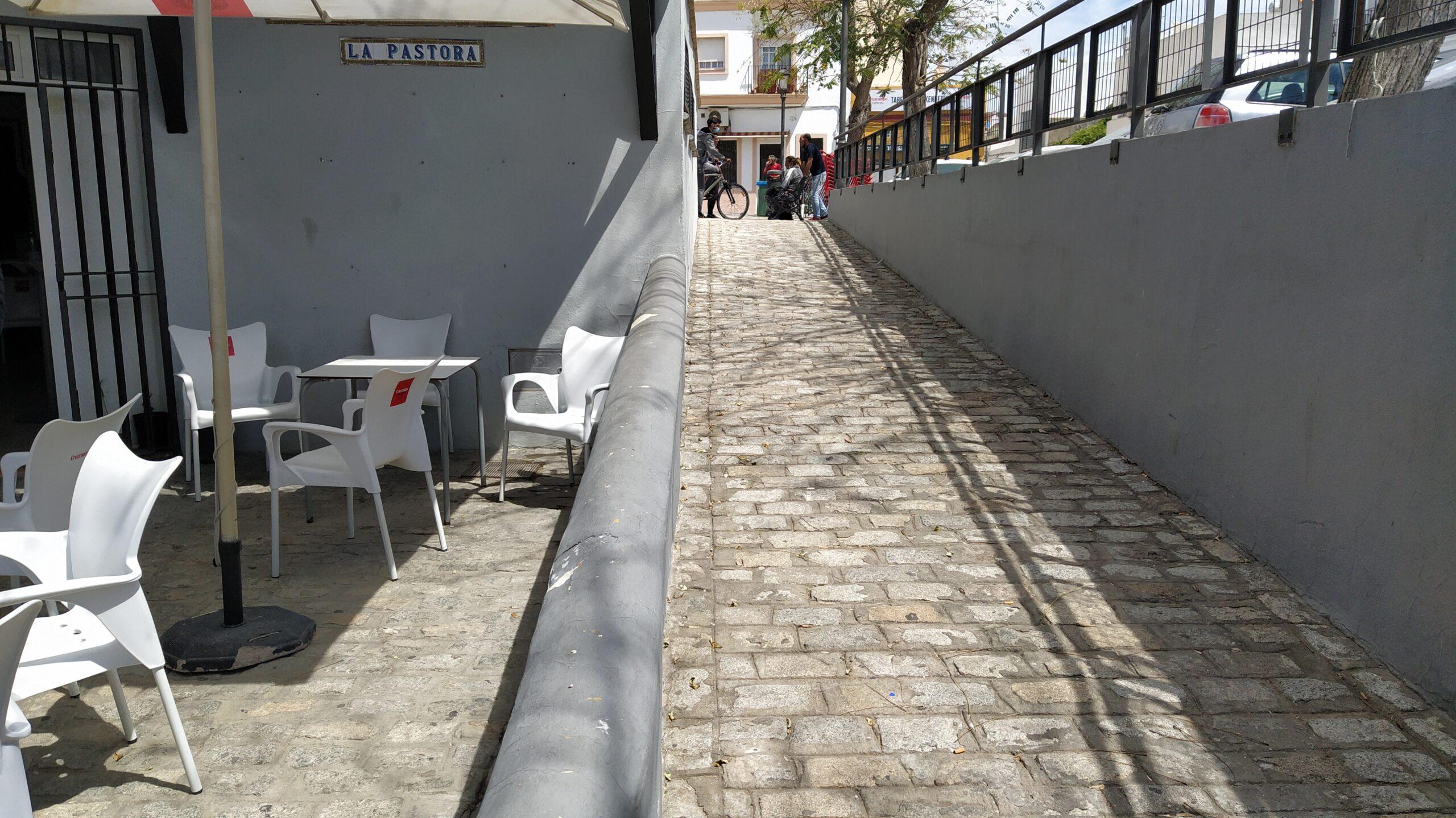Podemos critica que el barrio de la Pastora siga sin conocer los planes de mejoras de su barriada