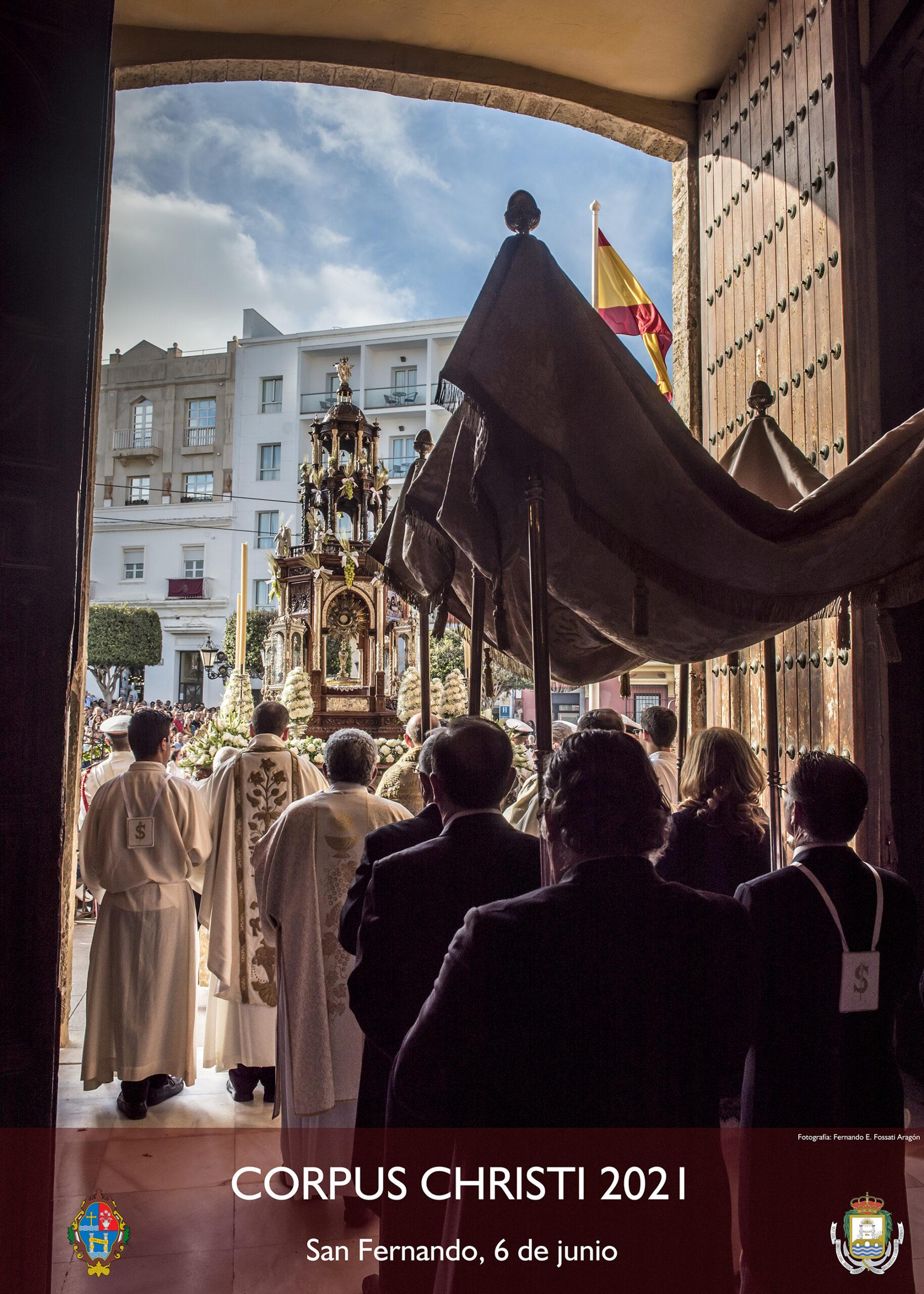 Una foto de FernandoFossati anuncia el Corpus Christi