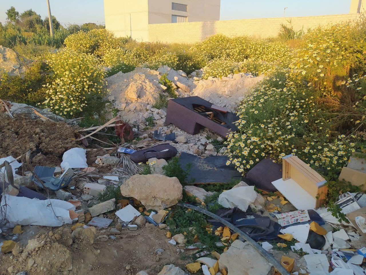 Podemos pide una campaña sobre la recogida de residuos y el reciclaje