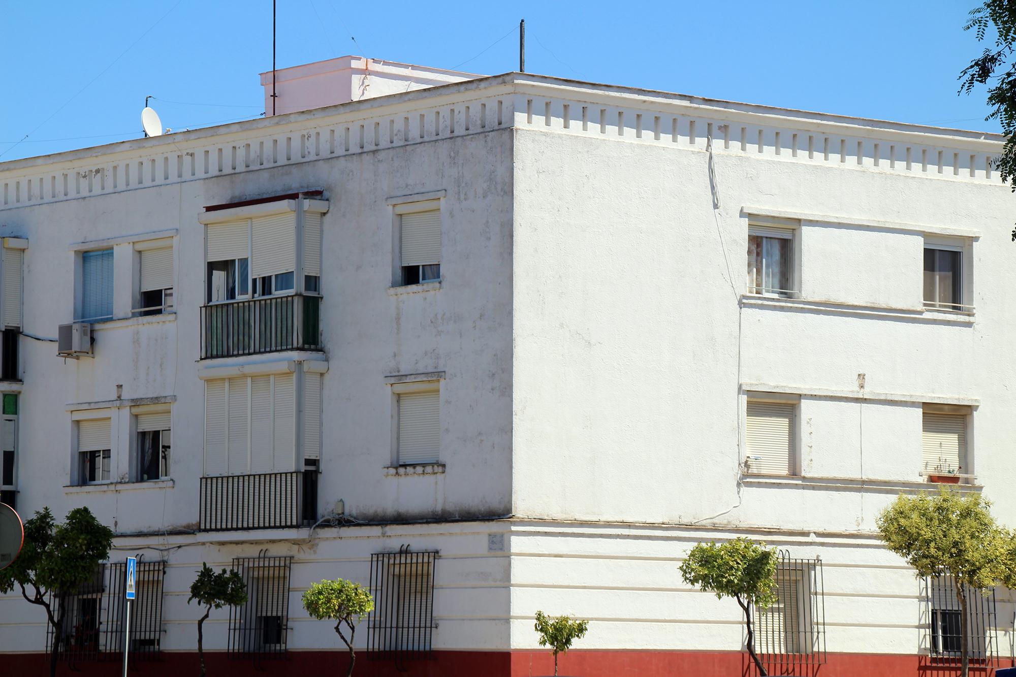 La Junta avanza en la rehabilitación de viviendas en San Fernando