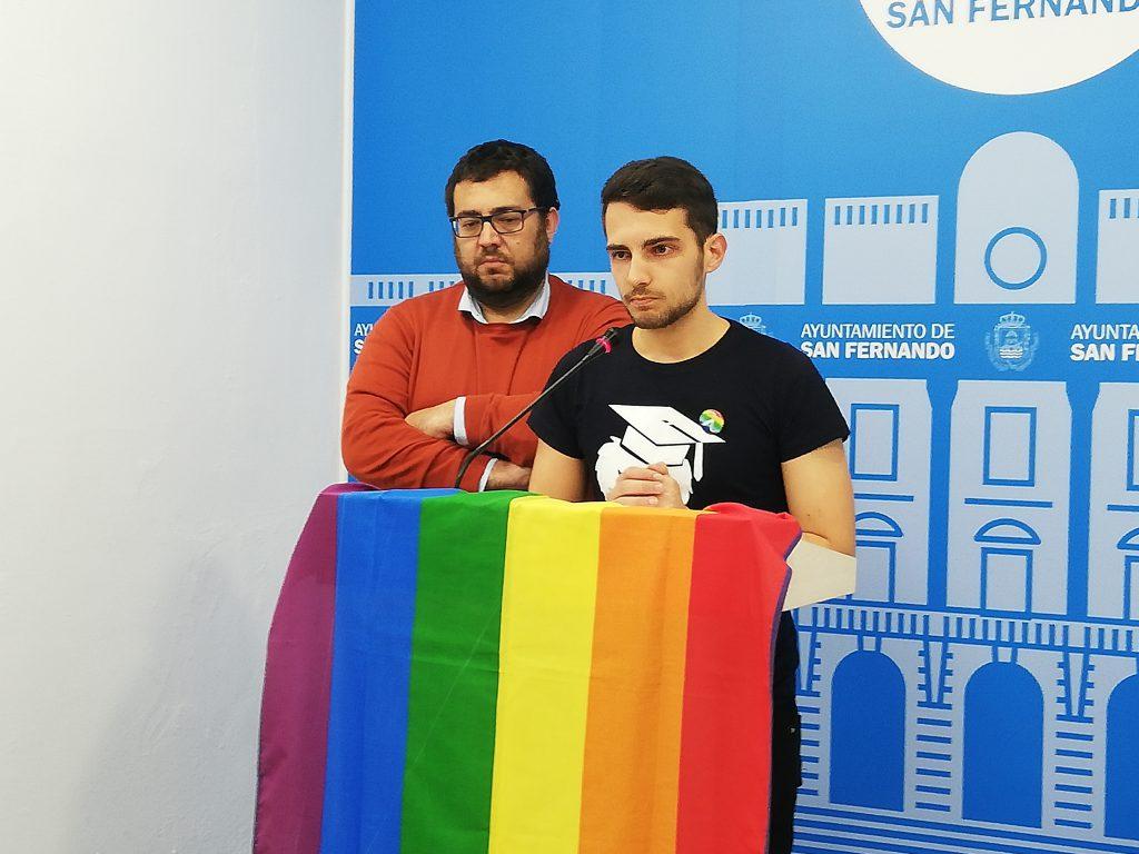 Lambda La Isla anuncia que Sal Con Orgullo se realizará sin el Ayuntamiento