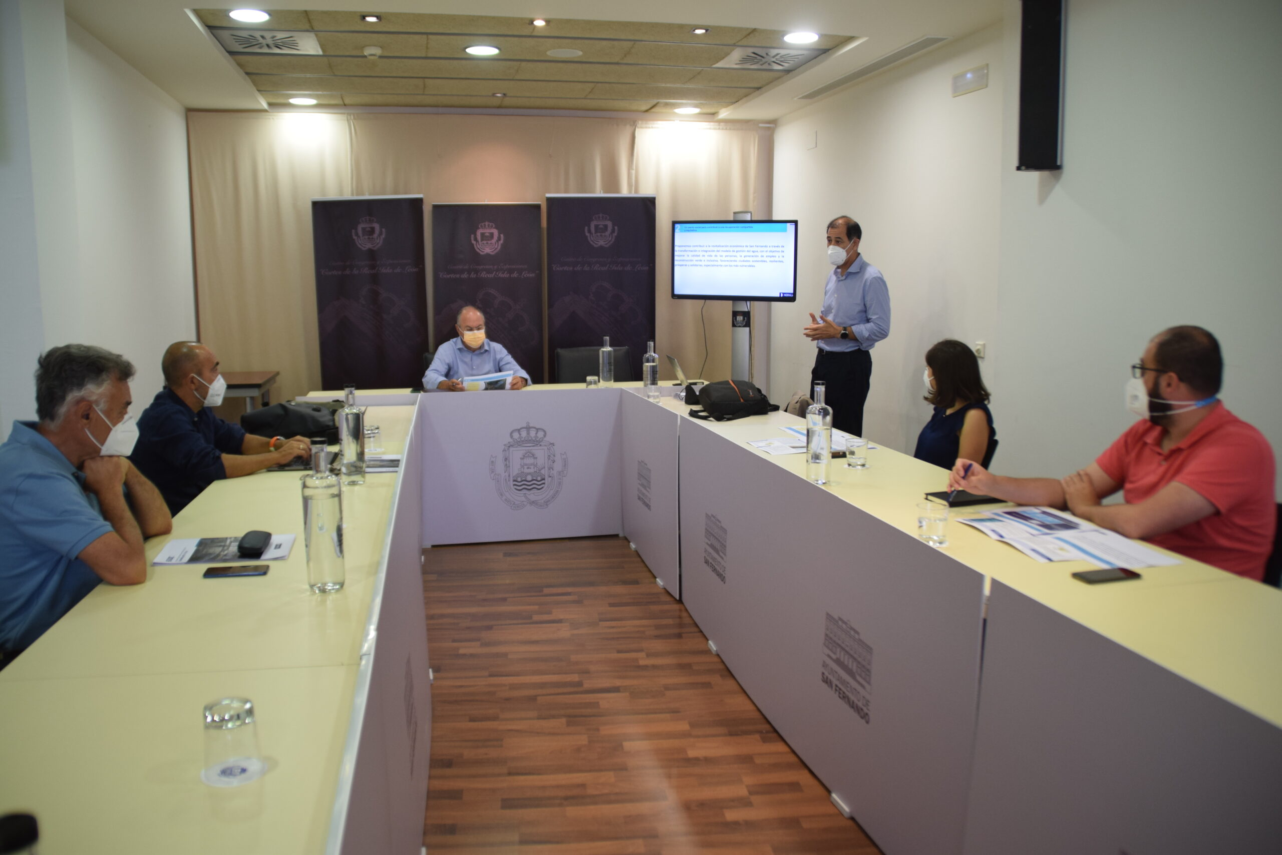 Continúan las reuniones para avanzar en el Pacto por la Solidaridad, el Empleo y la Reconstrucción Verde e Inclusiva