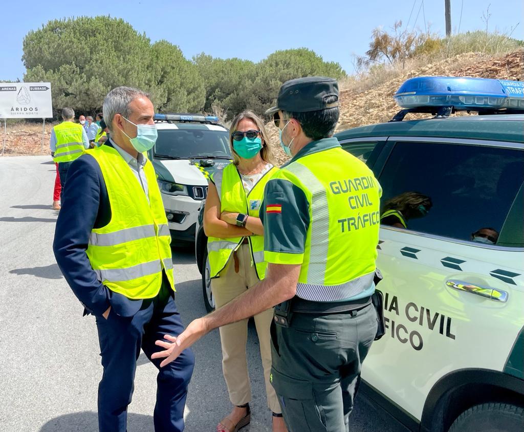 La DGT inicia una campaña de control de la velocidad para reducir los accidentes