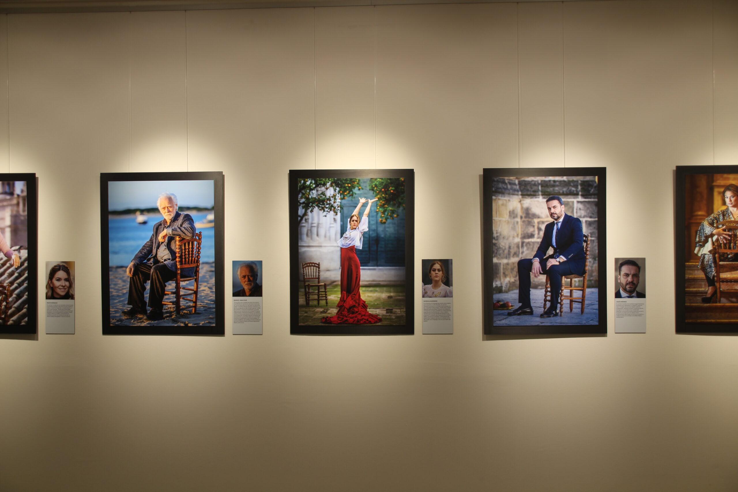 La exposición 'Yo Soy Flamenco', ya se puede visitar en el Centro de Congreros