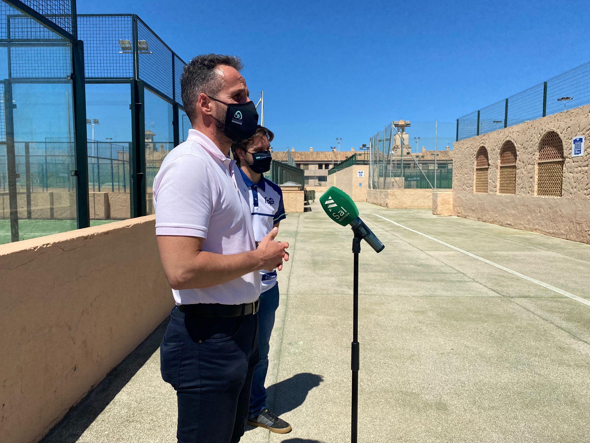 San Fernando será sede del XXII Torneo Internacoinal Andaluz de Pádel